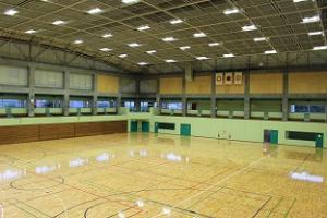 三郷市立総合体育館の画像